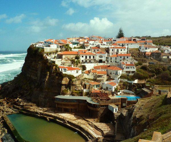 L'étonnant village d'Azenhas do Mar