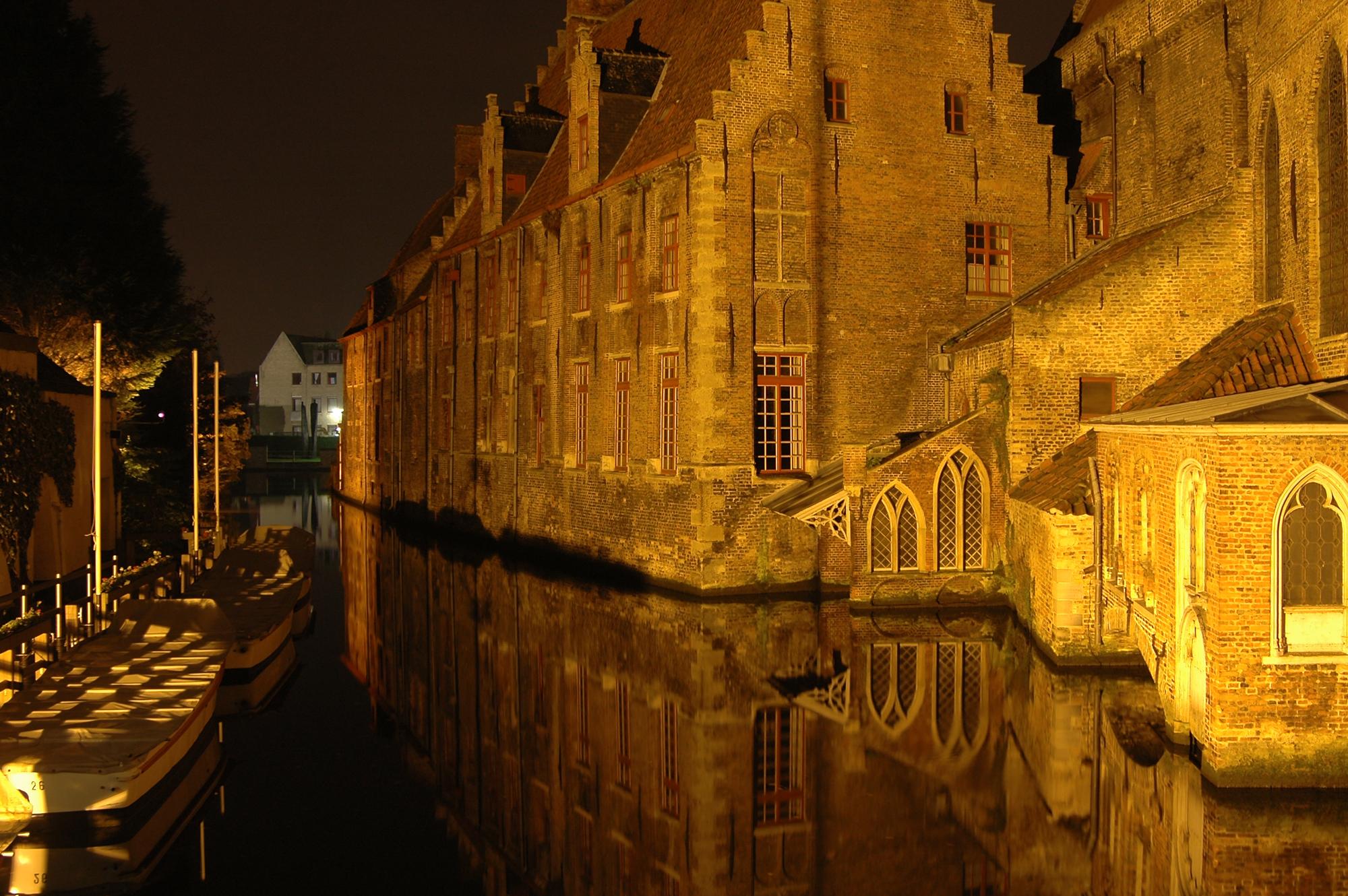 Bruges, l'hôpital Saint-Jean